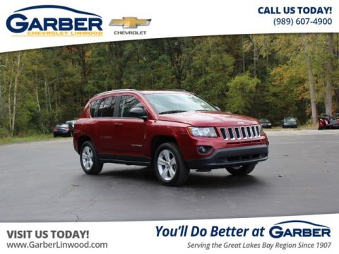 Pre-Owned 2016 Jeep Compass Sport Four Wheel Drive SUV