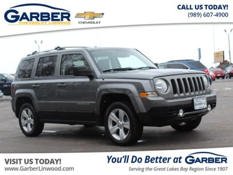 Pre-Owned 2014 Jeep Patriot Limited 4WD