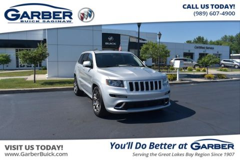 Pre-Owned 2012 Jeep Grand Cherokee SRT8 4WD