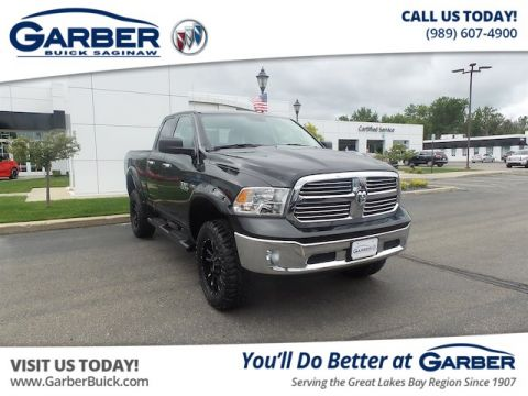 Pre-Owned 2016 RAM 1500 SLT Four Wheel Drive Truck