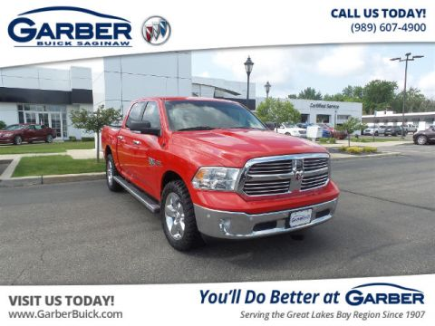 Pre-Owned 2014 RAM 1500 SLT Four Wheel Drive Truck