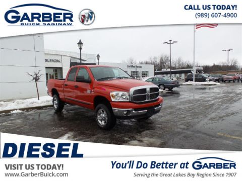 Pre-Owned 2007 Dodge Ram 2500 BIG HORN 4WD