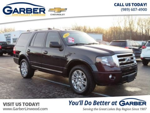 Pre-Owned 2012 Ford Expedition Limited 4WD
