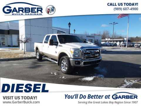 Pre-Owned 2012 Ford F-250 Lariat 4WD