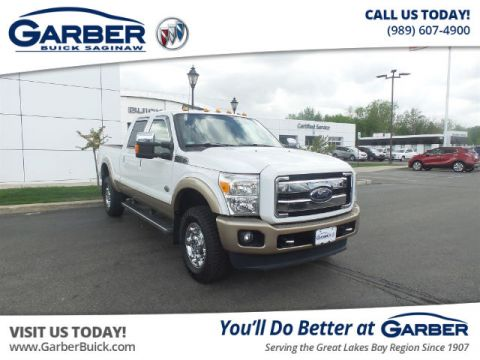 Pre-Owned 2012 Ford F-350 Lariat 4WD