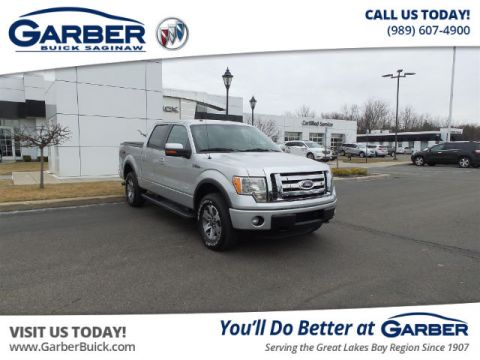 Pre-Owned 2012 Ford F-150 FX4 4WD