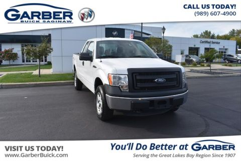 Pre-Owned 2014 Ford F-150 XL 4WD