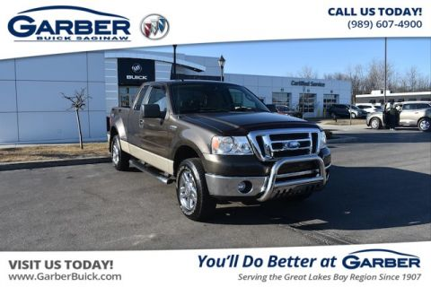 Pre-Owned 2008 Ford F-150 XLT 4WD