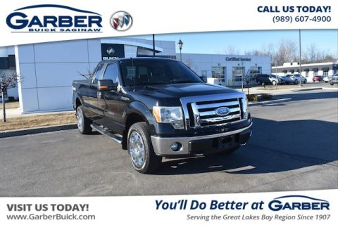 Pre-Owned 2009 Ford F-150 XLT 4WD