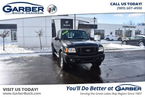 Pre-Owned 2005 Ford Ranger Edge 4WD