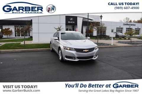 Pre-Owned 2017 Chevrolet Impala LT w/1LT