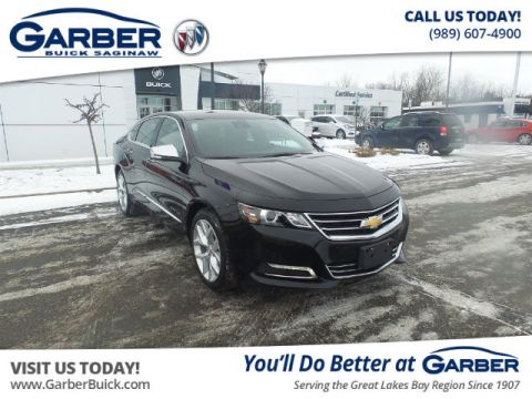 Certified Pre-Owned 2017 Chevrolet Impala Premier w/2LZ