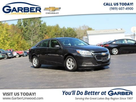 Pre-Owned 2014 Chevrolet Malibu 1LT FWD Sedan