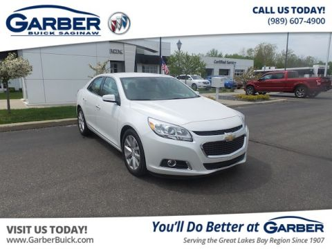 Pre-Owned 2015 Chevrolet Malibu LTZ FWD Sedan