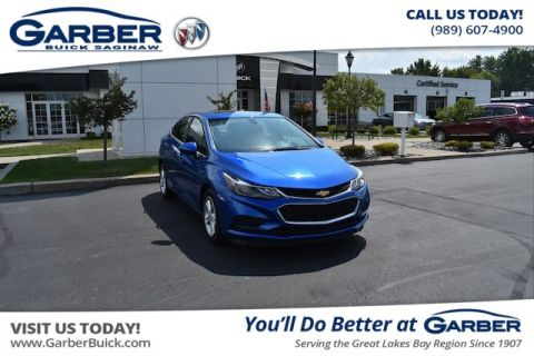 Certified Pre-Owned 2016 Chevrolet Cruze LT Auto