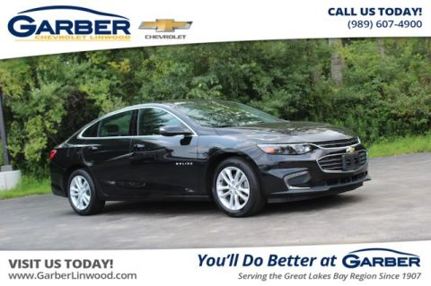 Pre-Owned 2017 Chevrolet Malibu LT FWD Sedan