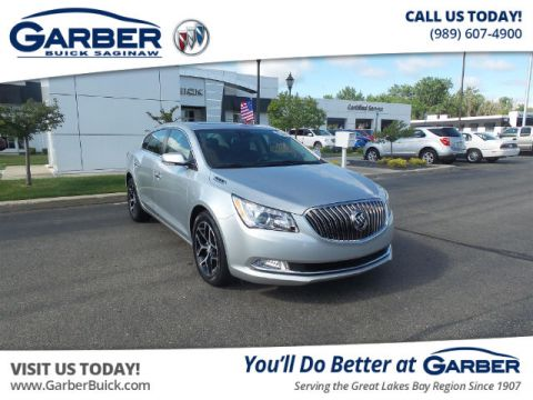 Certified Pre-Owned 2016 Buick LaCrosse Sport Touring FWD Sedan