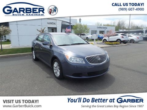Pre-Owned 2013 Buick LaCrosse BASE FWD Sedan
