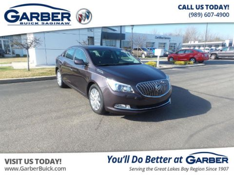 Pre-Owned 2015 Buick LaCrosse Base FWD Sedan