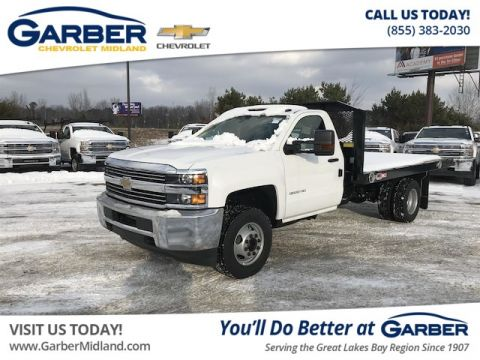 New 2018 Chevrolet Silverado 3500HD WT