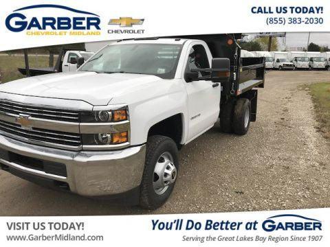 New 2017 Chevrolet Silverado 3500HD WT