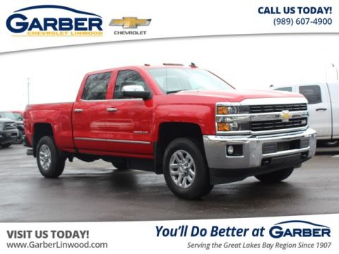 Pre-Owned 2016 Chevrolet Silverado 2500HD LTZ 4WD