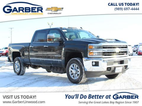 New 2018 Chevrolet Silverado 3500HD LTZ 4WD