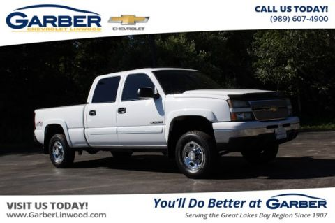 Pre-Owned 2006 Chevrolet Silverado 1500HD LT1 4WD