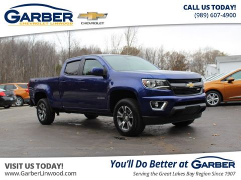 Pre-Owned 2016 Chevrolet Colorado 4WD Z71 4WD