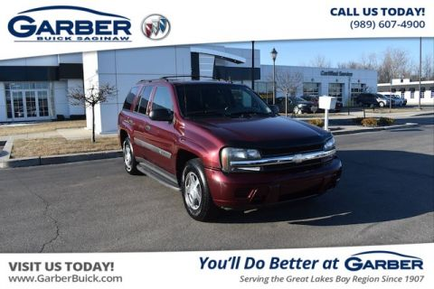 Pre-Owned 2004 Chevrolet TrailBlazer LS 4WD