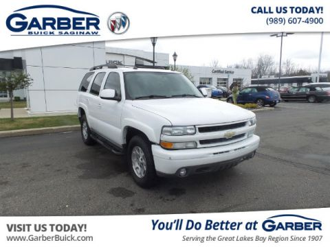 Pre-Owned 2005 Chevrolet Tahoe Z71 4WD