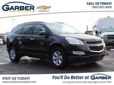 Pre-Owned 2009 Chevrolet Traverse LS