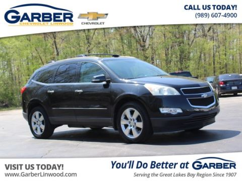 Pre-Owned 2009 Chevrolet Traverse LTZ