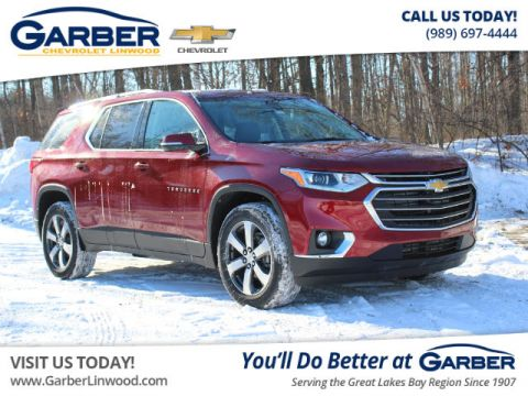 New 2018 Chevrolet Traverse LT Leather