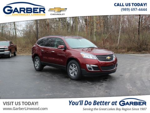 New 2017 Chevrolet Traverse LT w/1LT FWD SUV