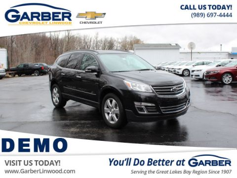 New 2017 Chevrolet Traverse Premier FWD SUV