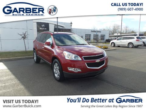 Pre-Owned 2012 Chevrolet Traverse 2LT AWD