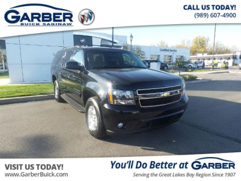 Pre-Owned 2011 Chevrolet Suburban 1500 LT1 Four Wheel Drive SUV