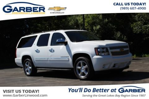 Pre-Owned 2012 Chevrolet Suburban 1500 LTZ 4WD