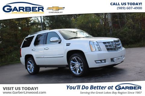 Pre-Owned 2011 Cadillac Escalade Platinum Edition AWD