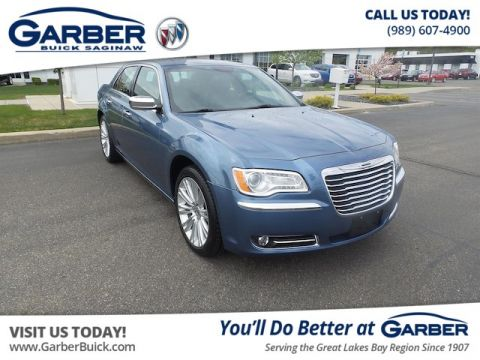 Pre-Owned 2011 Chrysler 300 Limited RWD Sedan