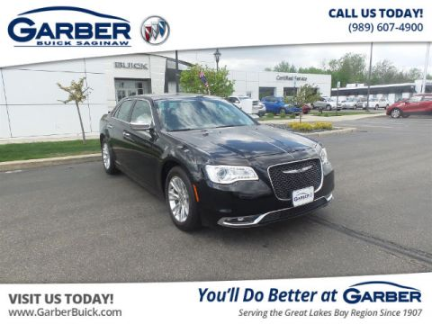 Pre-Owned 2016 Chrysler 300C Base RWD Sedan
