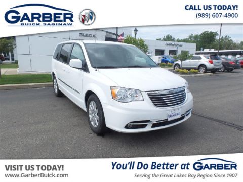 Pre-Owned 2016 Chrysler Town & Country Touring FWD Minivan