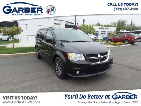 Pre-Owned 2017 Dodge Grand Caravan SXT FWD Minivan