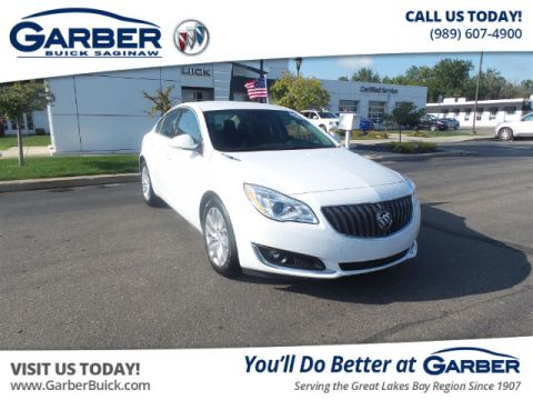 Certified Pre-Owned 2014 Buick Regal Turbo