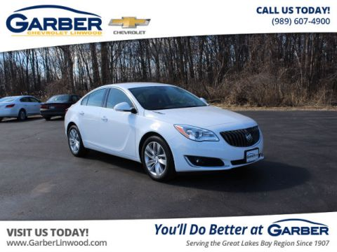 Pre-Owned 2016 Buick Regal Turbo FWD Sedan