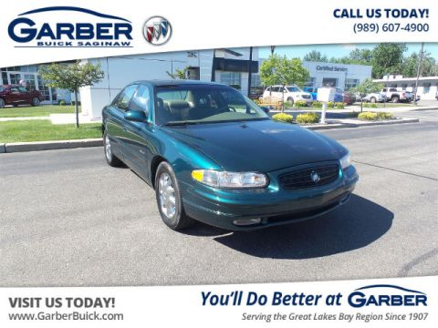Pre-Owned 2000 Buick Regal LSE FWD Sedan
