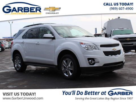 Pre-Owned 2013 Chevrolet Equinox 2LT