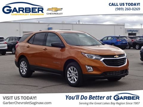 New 2019 Chevrolet Equinox LS AWD