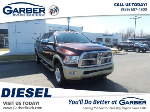 Pre-Owned 2012 RAM 2500 Laramie Longhorn/Limited Edition 4WD